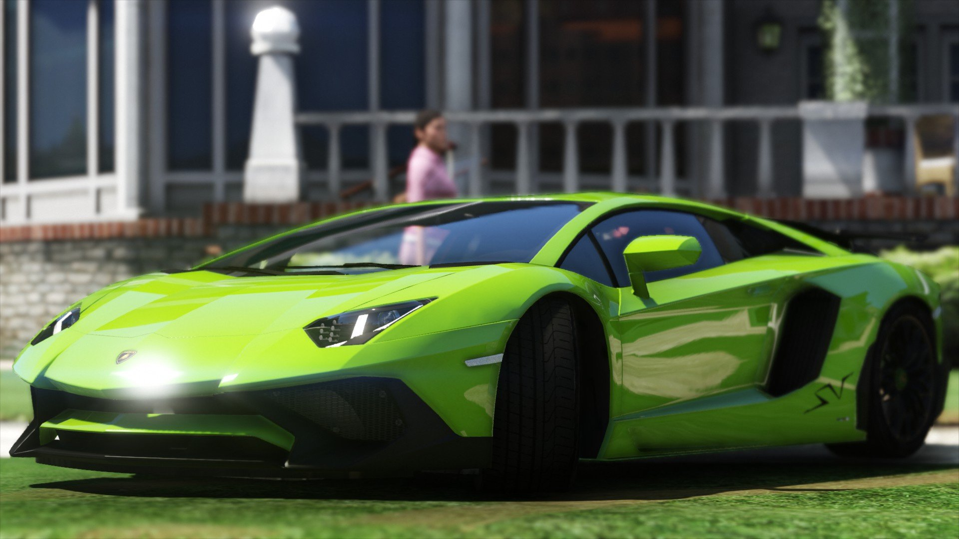 2015 Lamborghini Aventador Lp700 4 Add On Sv Kit