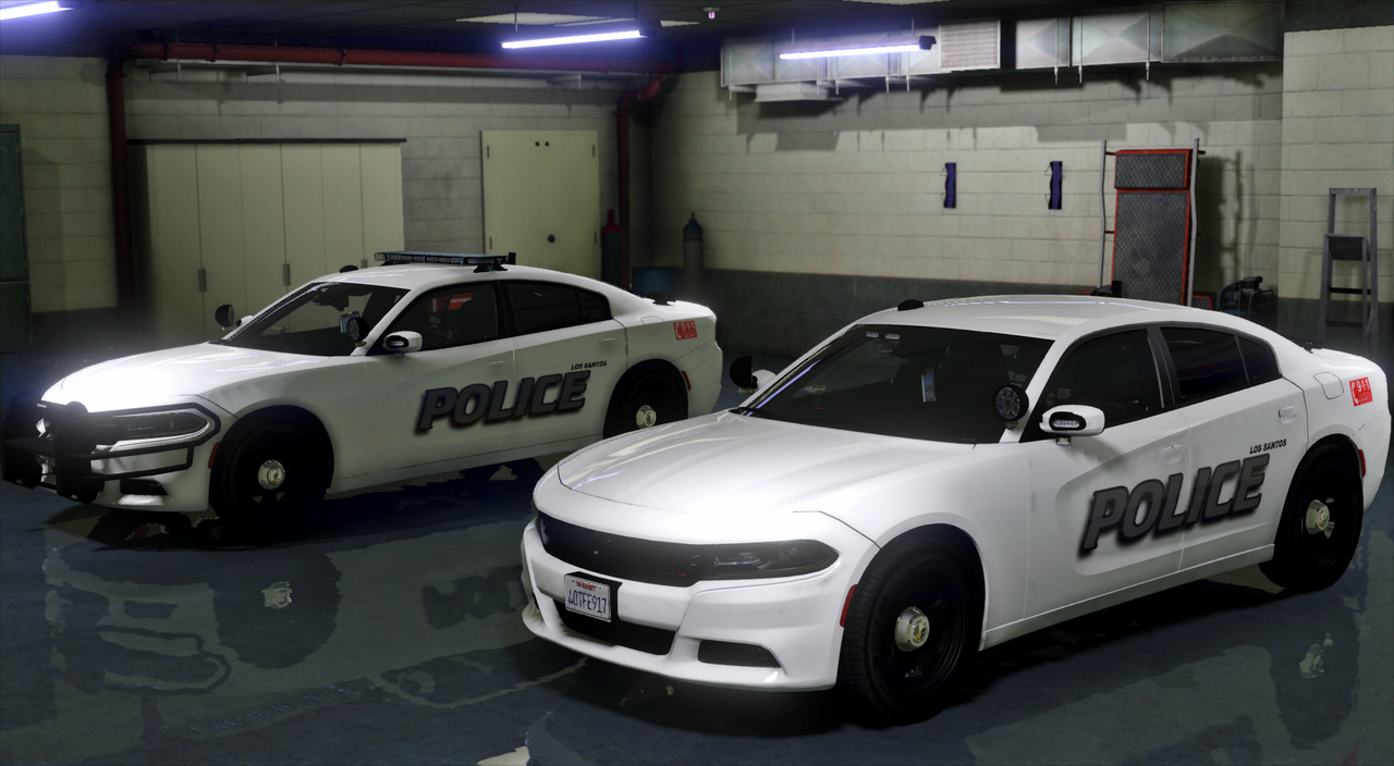 2015 Los Santos Police Charger - GTA5-Mods.com 2015 Police Charger