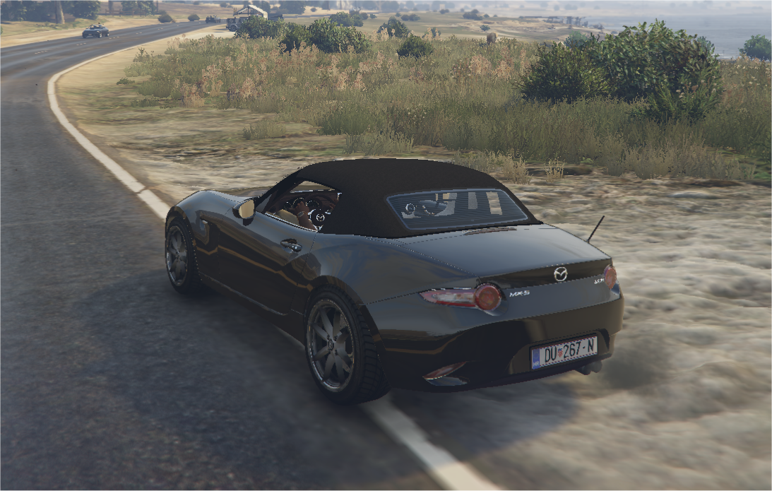 2015 Mazda MX-5 [REPLACE] - GTA5-Mods com