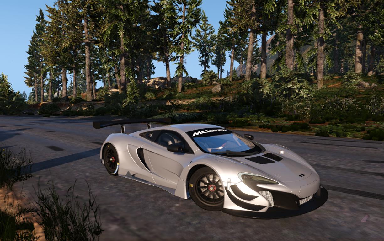 McLaren 650s GT3 [HQ] - GTA5-Mods.com
