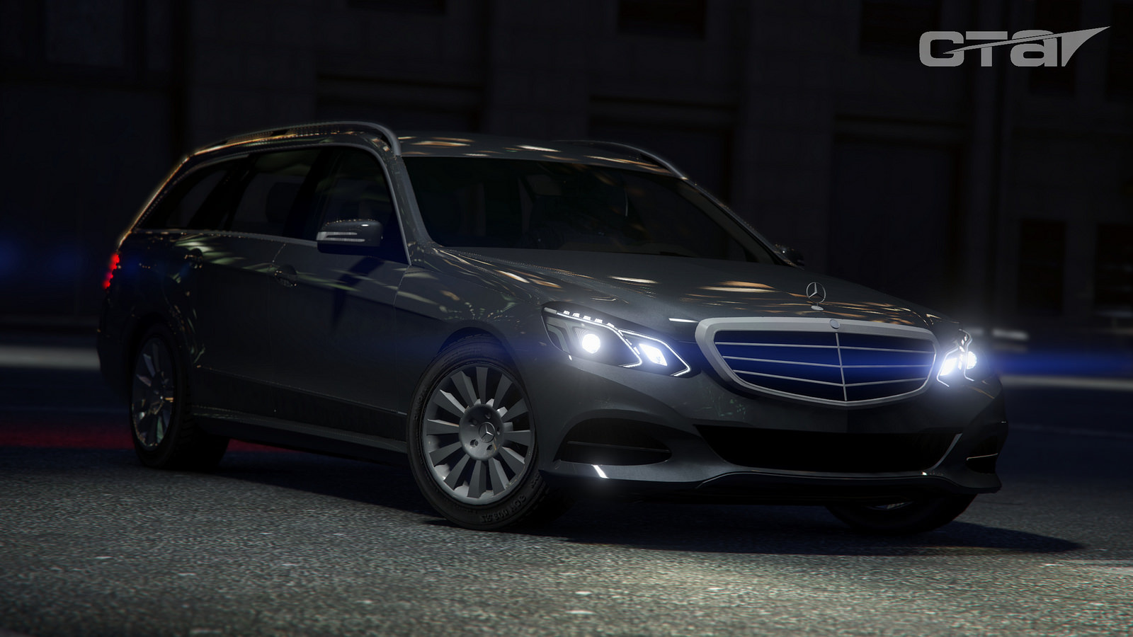 2015 mercedes benz e klasse t modell estate gta5 for 96 mercedes benz