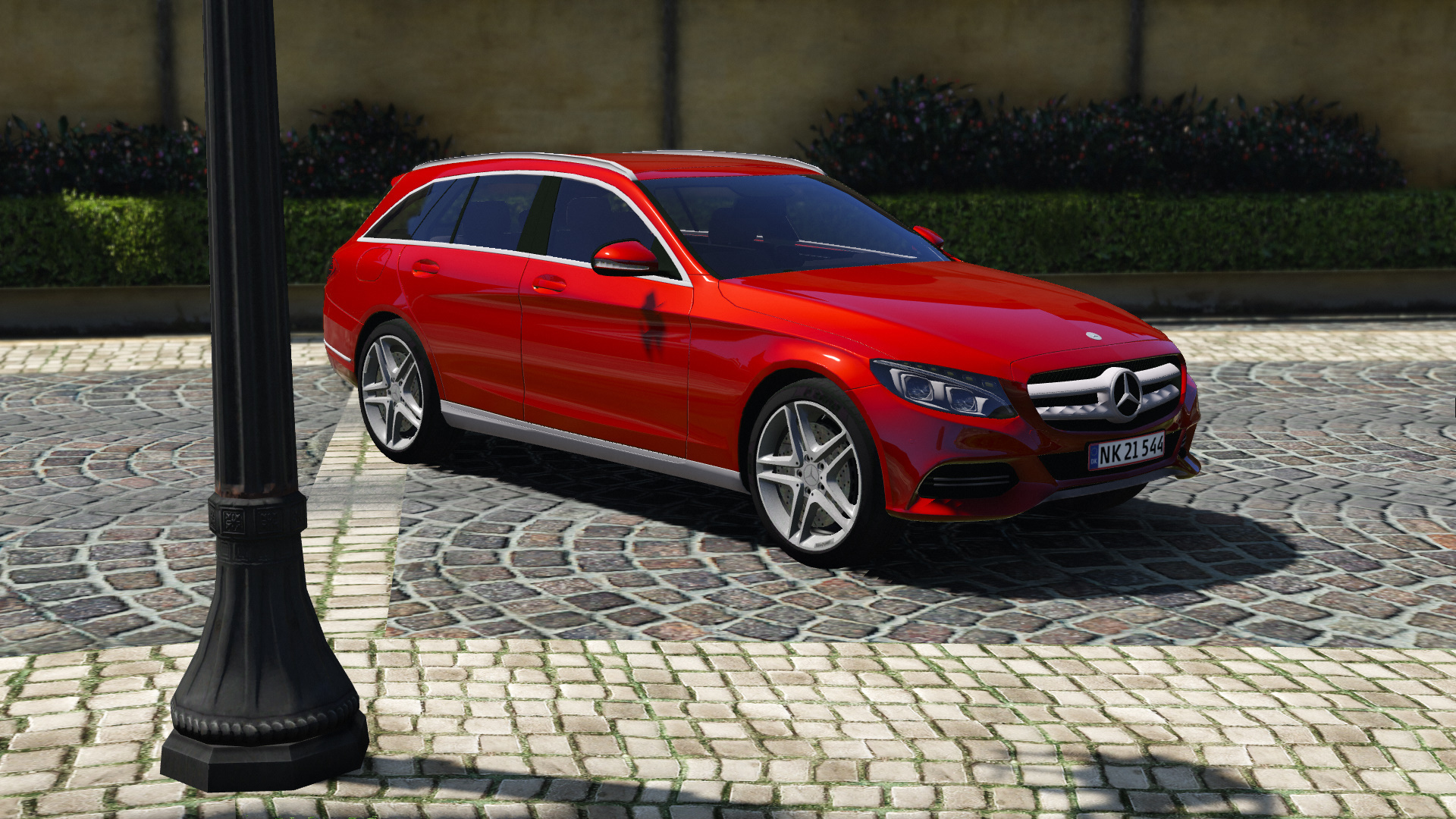 2015 mercedes benz c250 estate stock gta5. Black Bedroom Furniture Sets. Home Design Ideas
