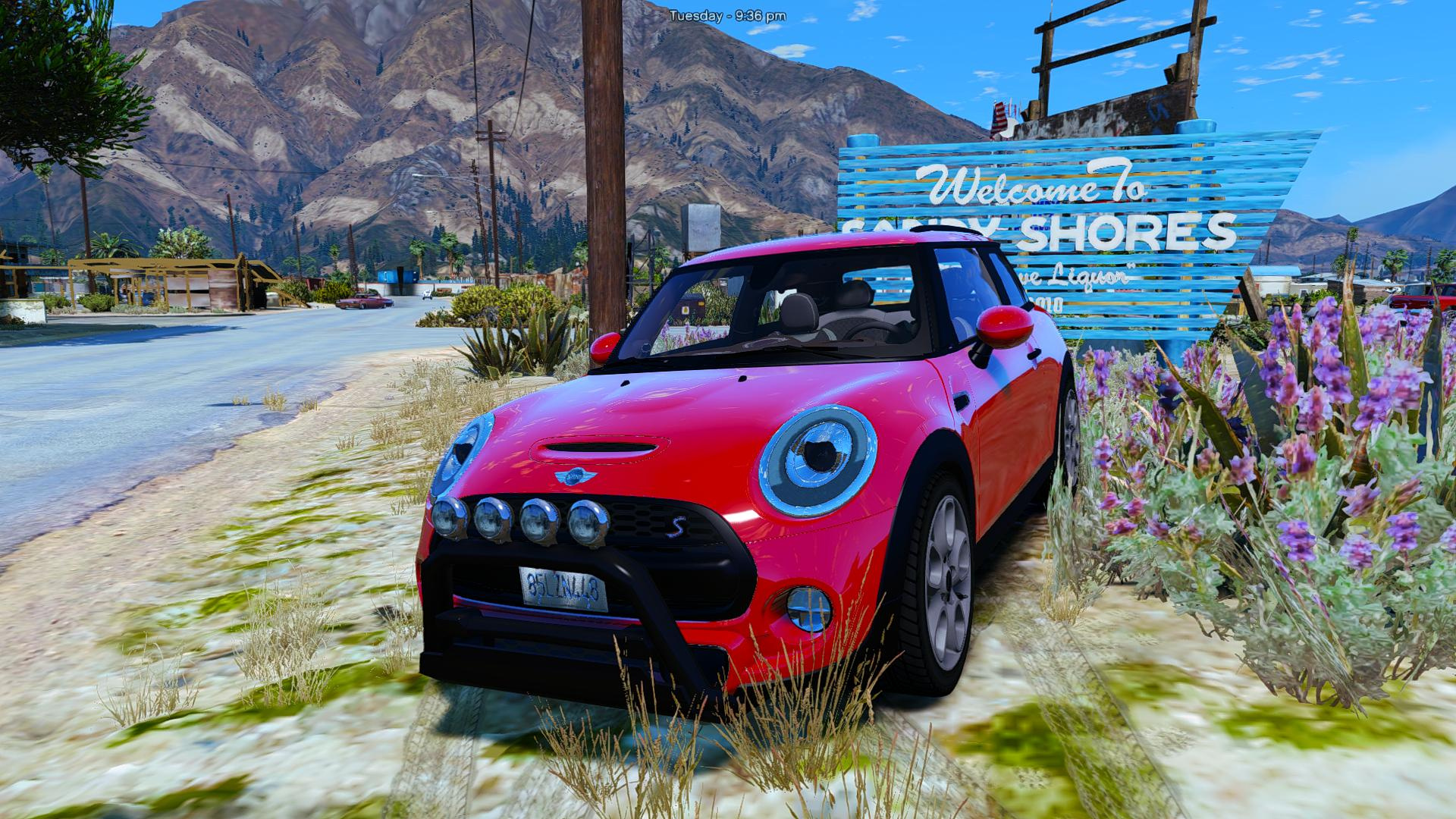 2015 Mini Cooper S (Add-on/Replace/Extras) - GTA5-Mods.com