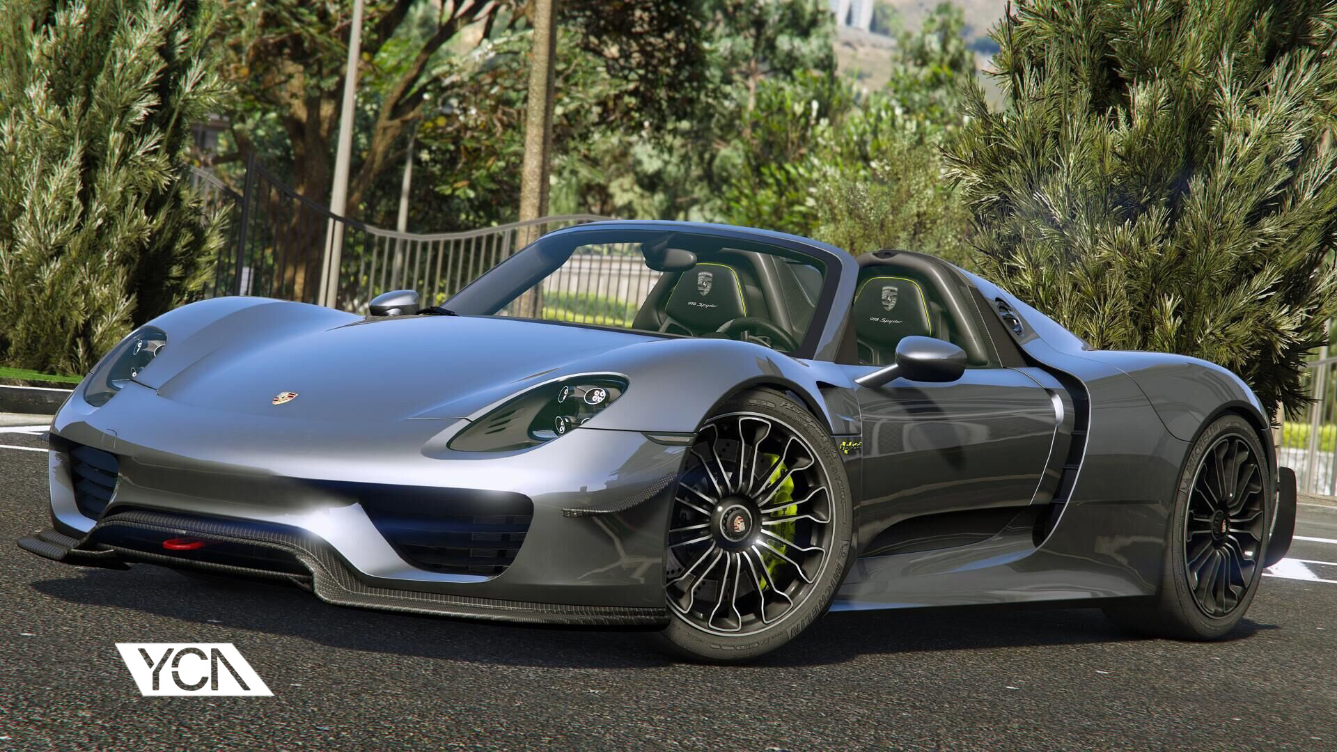 2015 Porsche 918 Spyder Amp Weissach Kit Add On Wipers