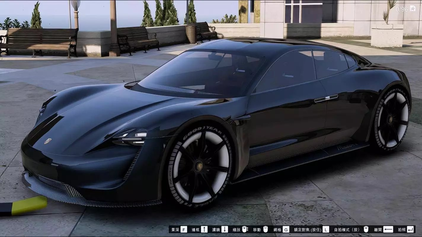 2015 Porsche Mission E Gta5 Mods Com