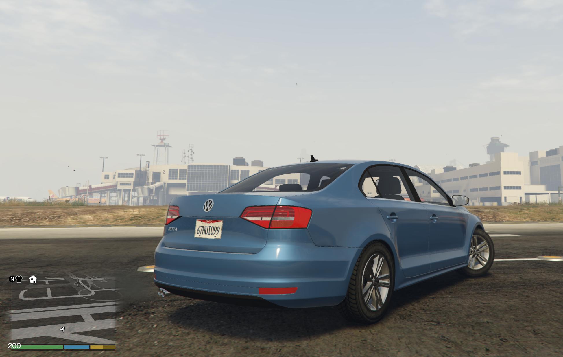 Dodge Journey Crossroad >> 2015 Volkswagen Jetta 1.8T SEL (Add-On/Replace) - GTA5-Mods.com