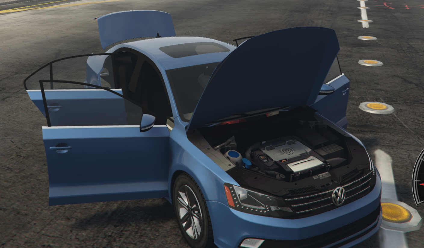 2017 Volkswagen Jetta 1.8 T Sel >> 2015 Volkswagen Jetta 1.8T SEL (Add-On/Replace) - GTA5