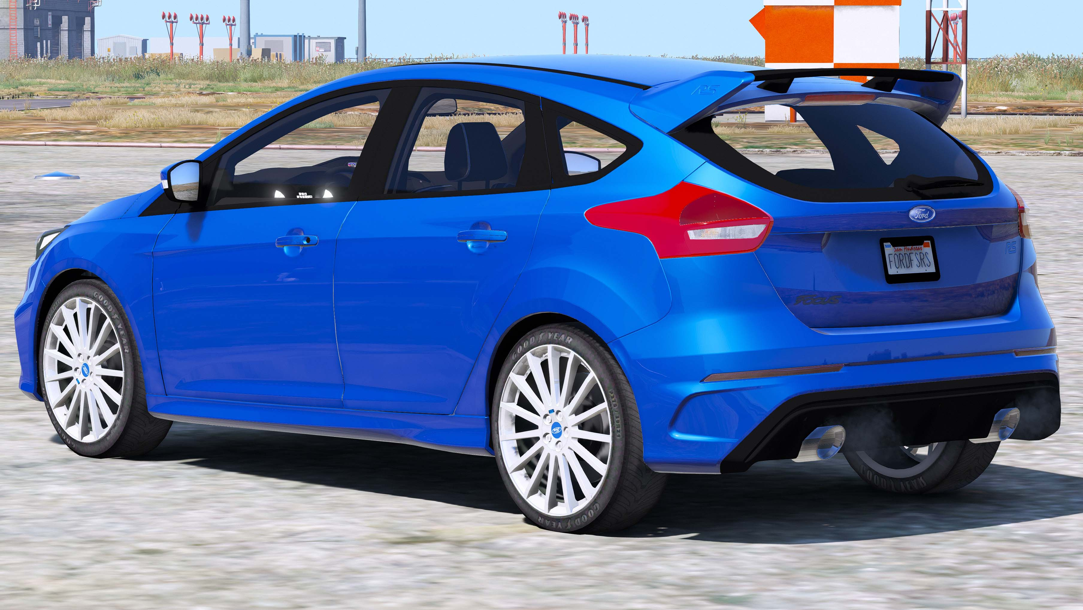 2016 2017 ford focus rs gta5. Black Bedroom Furniture Sets. Home Design Ideas