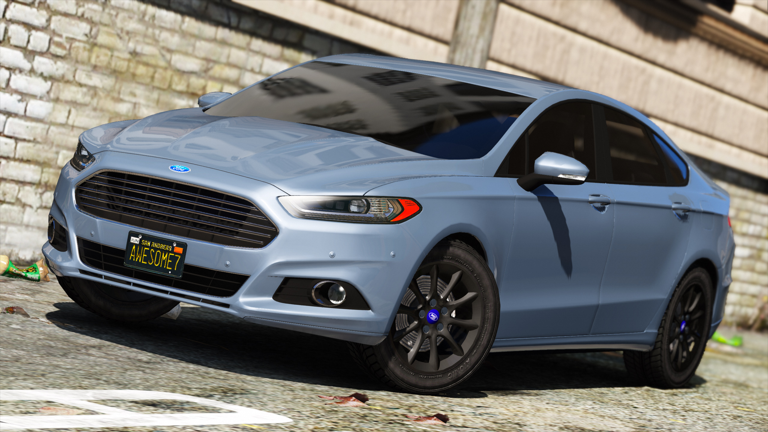 2016 2017 ford mondeo fusion saloon dev version gta5. Black Bedroom Furniture Sets. Home Design Ideas