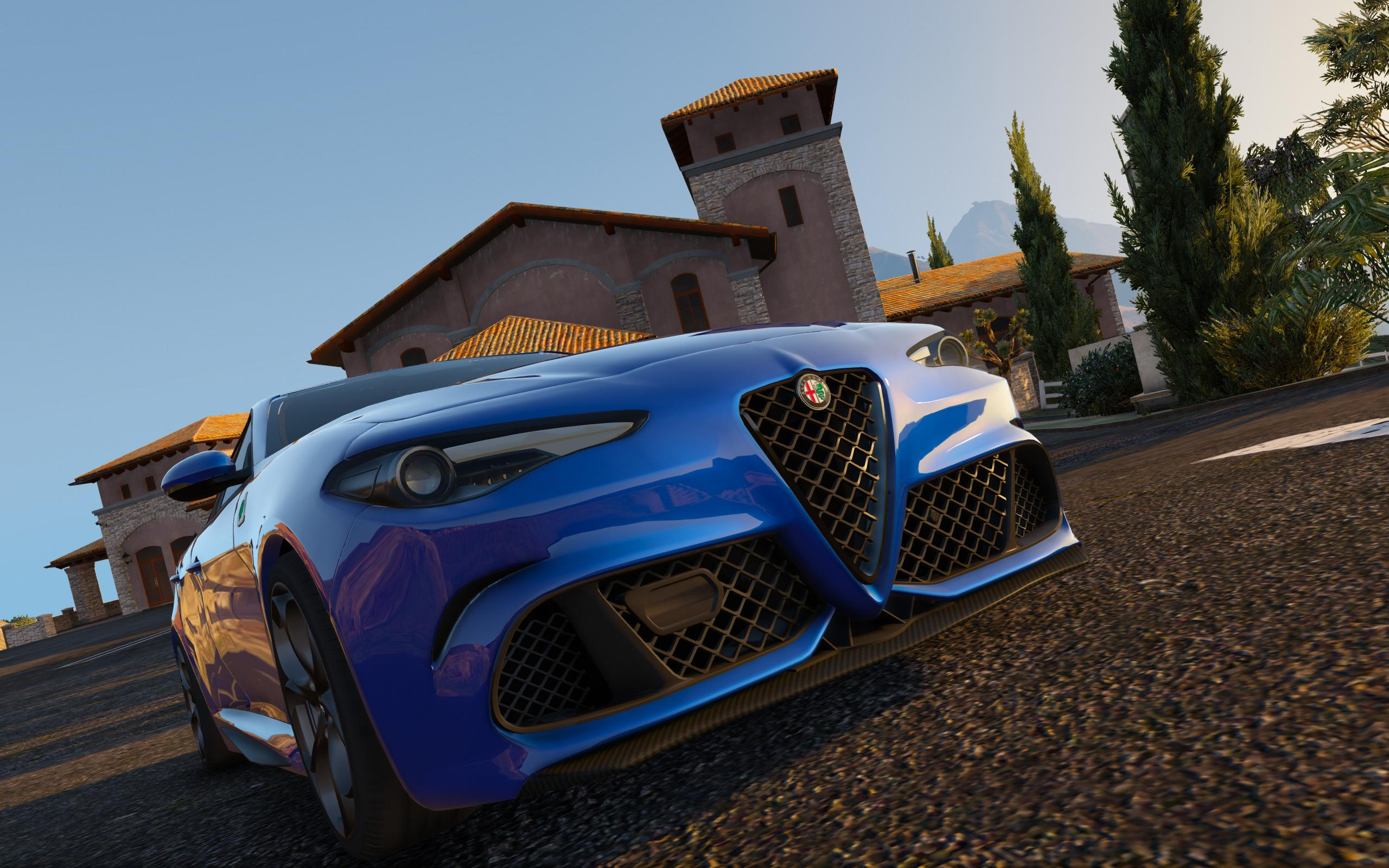 2016 Alfa Romeo Giulia Quadrifoglio [Add-On   Liveries ...