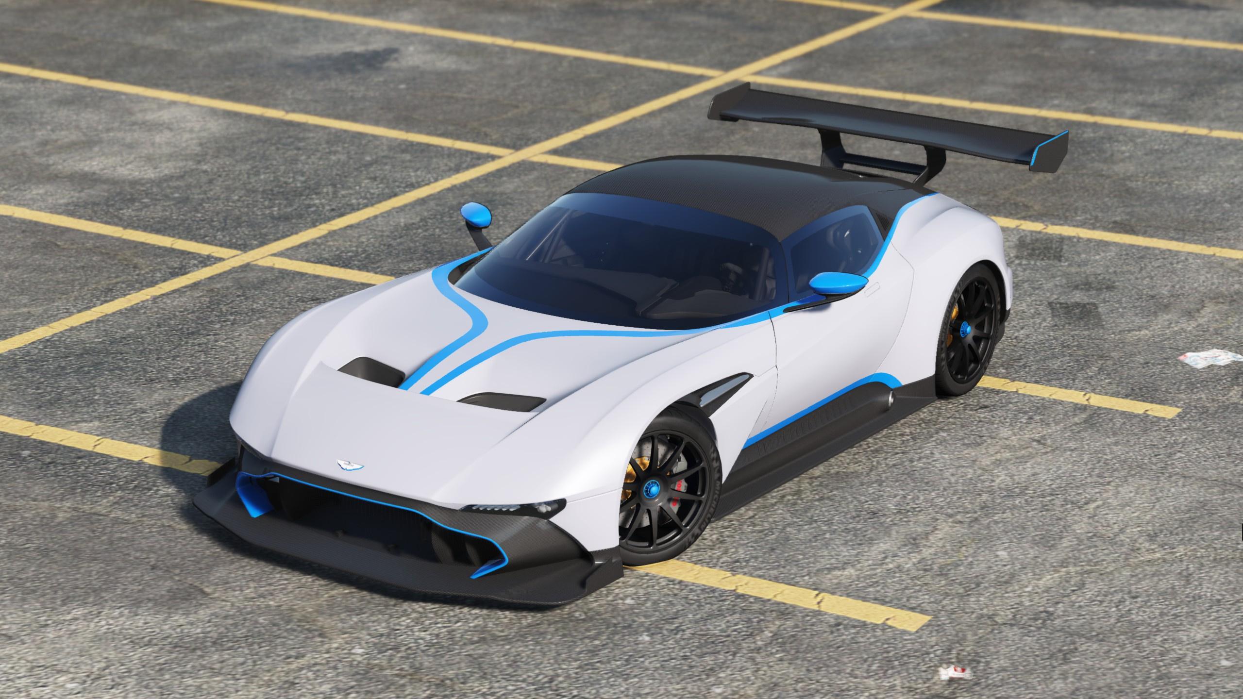 2016 Aston Martin Vulcan Add On Template Gta5 Mods Com