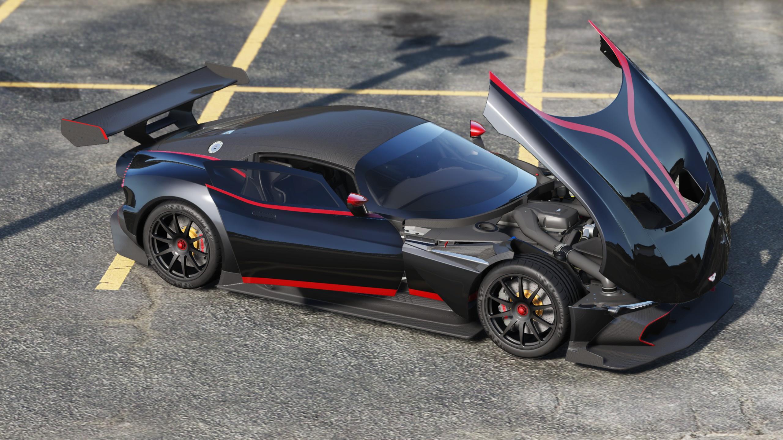 2016 Aston Martin Vulcan [Add-On