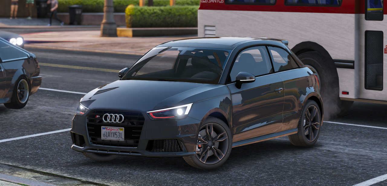 2016 Audi S1 Add On Gta5 Mods Com
