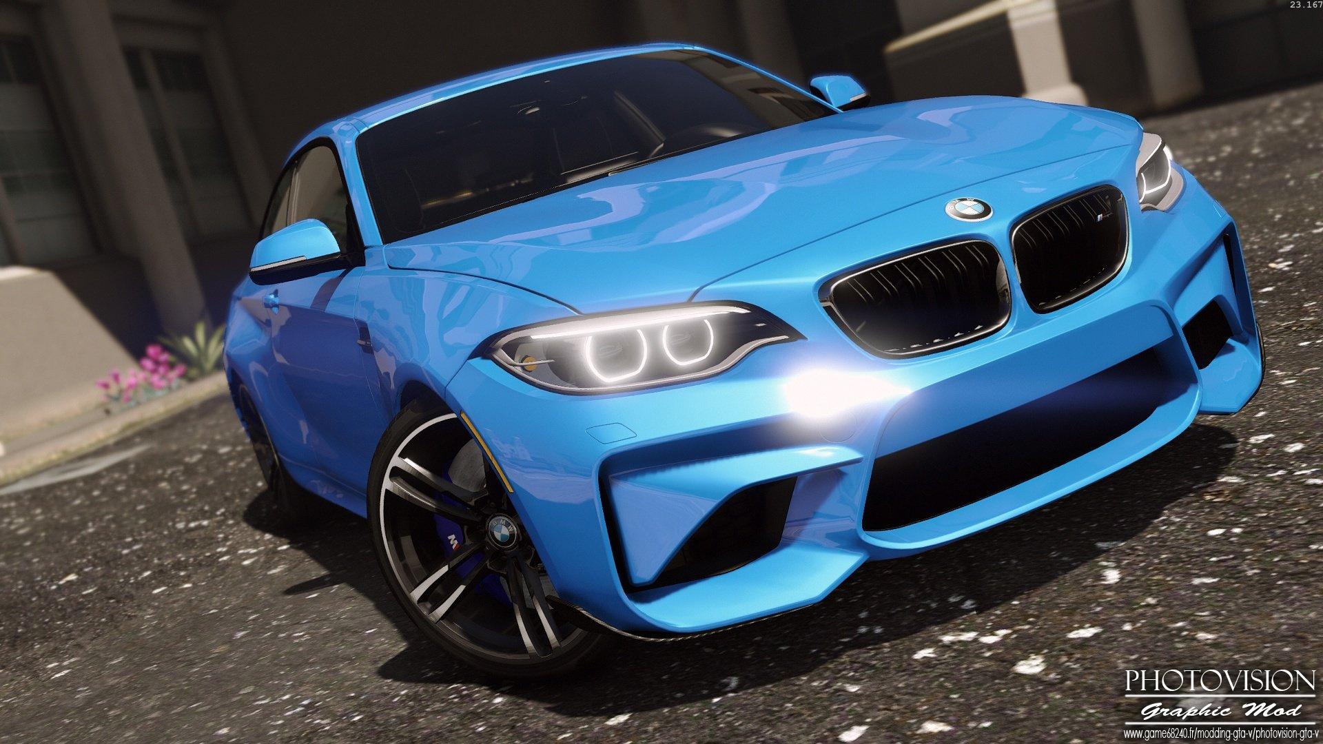 2016 BMW M2 [AddOn \/ Replace  Tuning  Template]  GTA5Mods.com