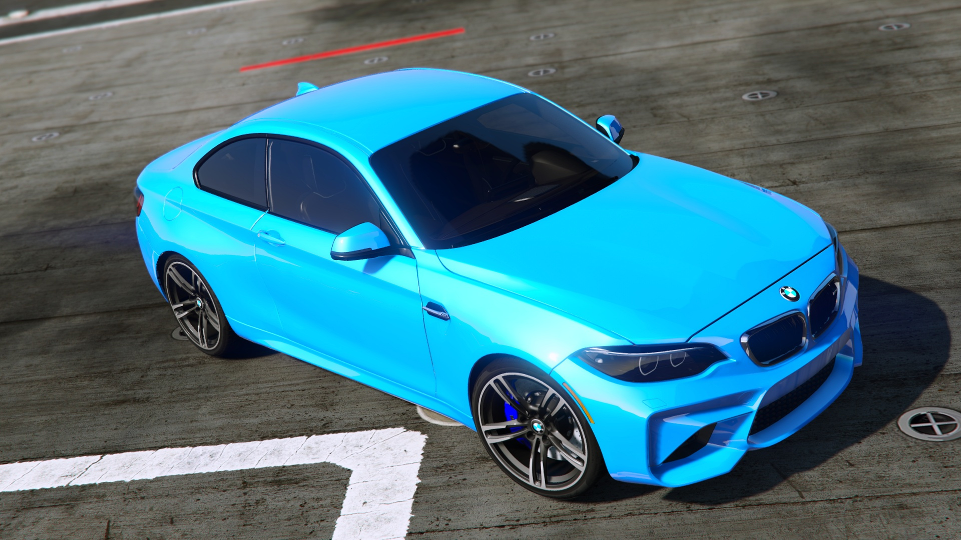 2016 bmw m2 add on replace tuning template gta5. Black Bedroom Furniture Sets. Home Design Ideas