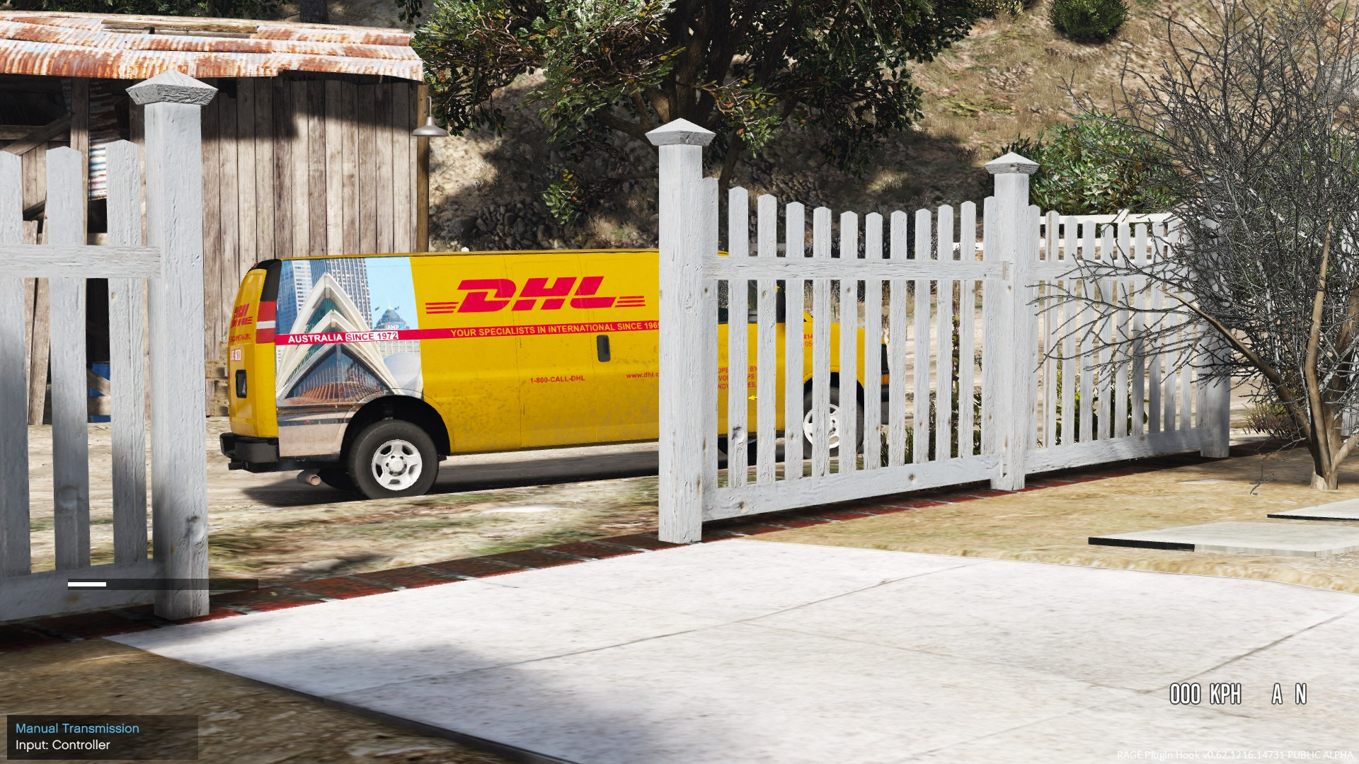 2016 Chevy Express 3500 DHL