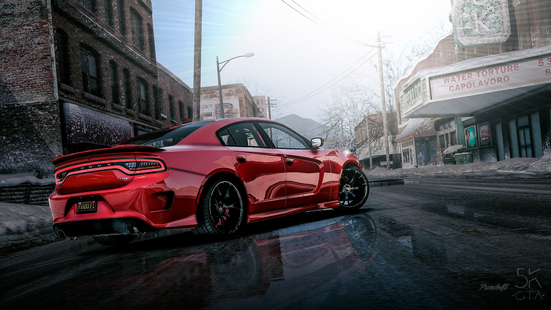 2016 Dodge Charger Srt Hellcat Add On Replace