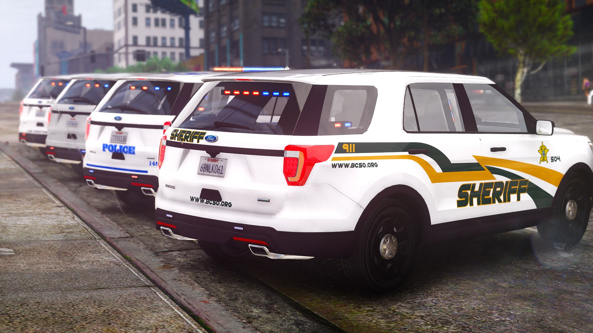 2016 ford police interceptor utility 4k skin pack gta5. Cars Review. Best American Auto & Cars Review