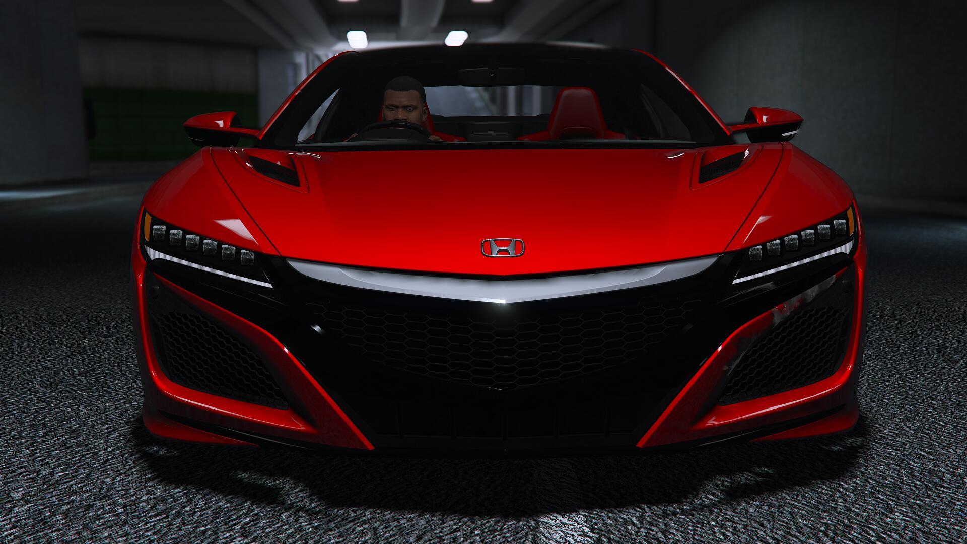 2016 Honda NSX NC1  GTA5Modscom