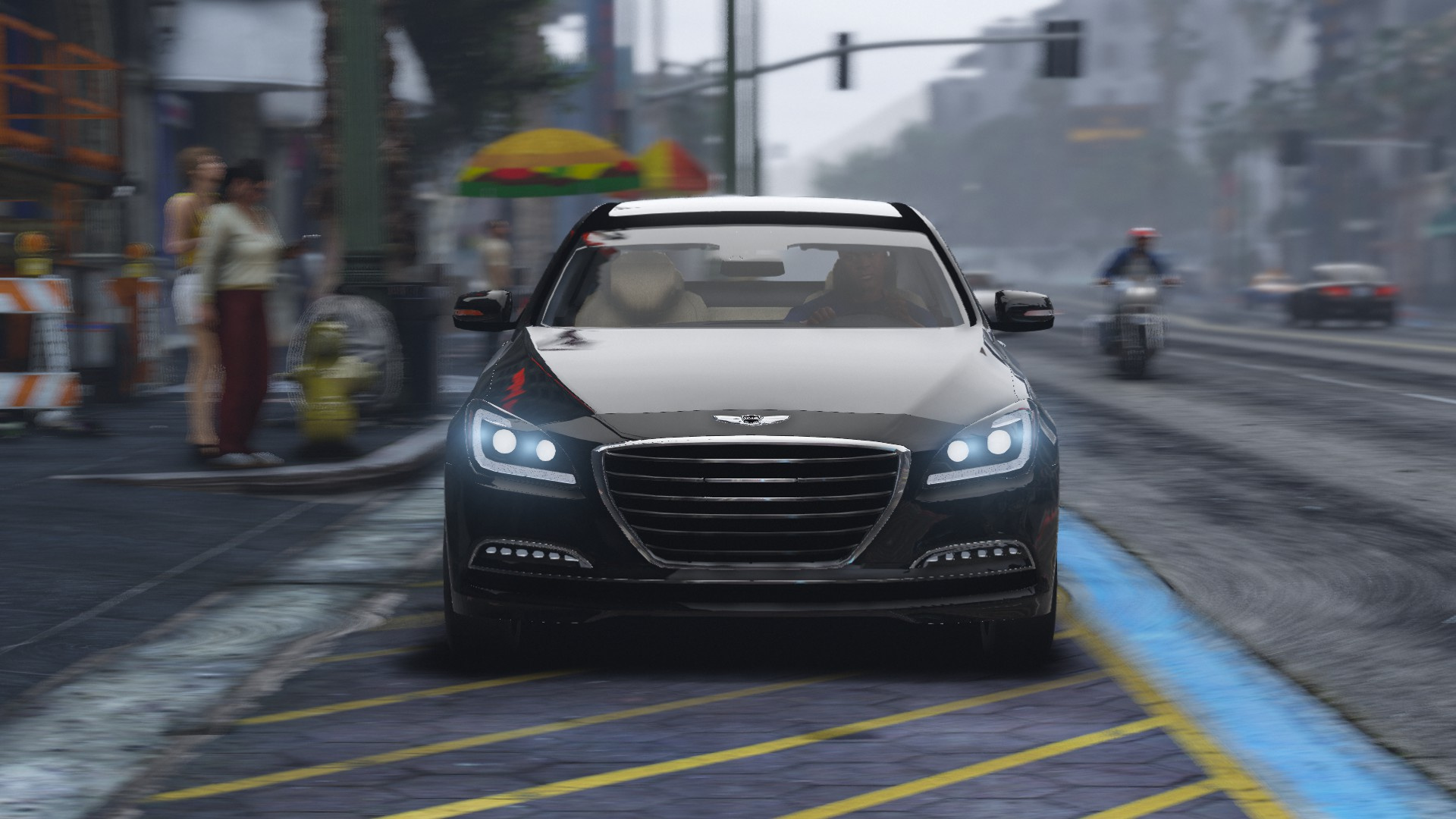 2016 hyundai genesis g380 gta5. Black Bedroom Furniture Sets. Home Design Ideas