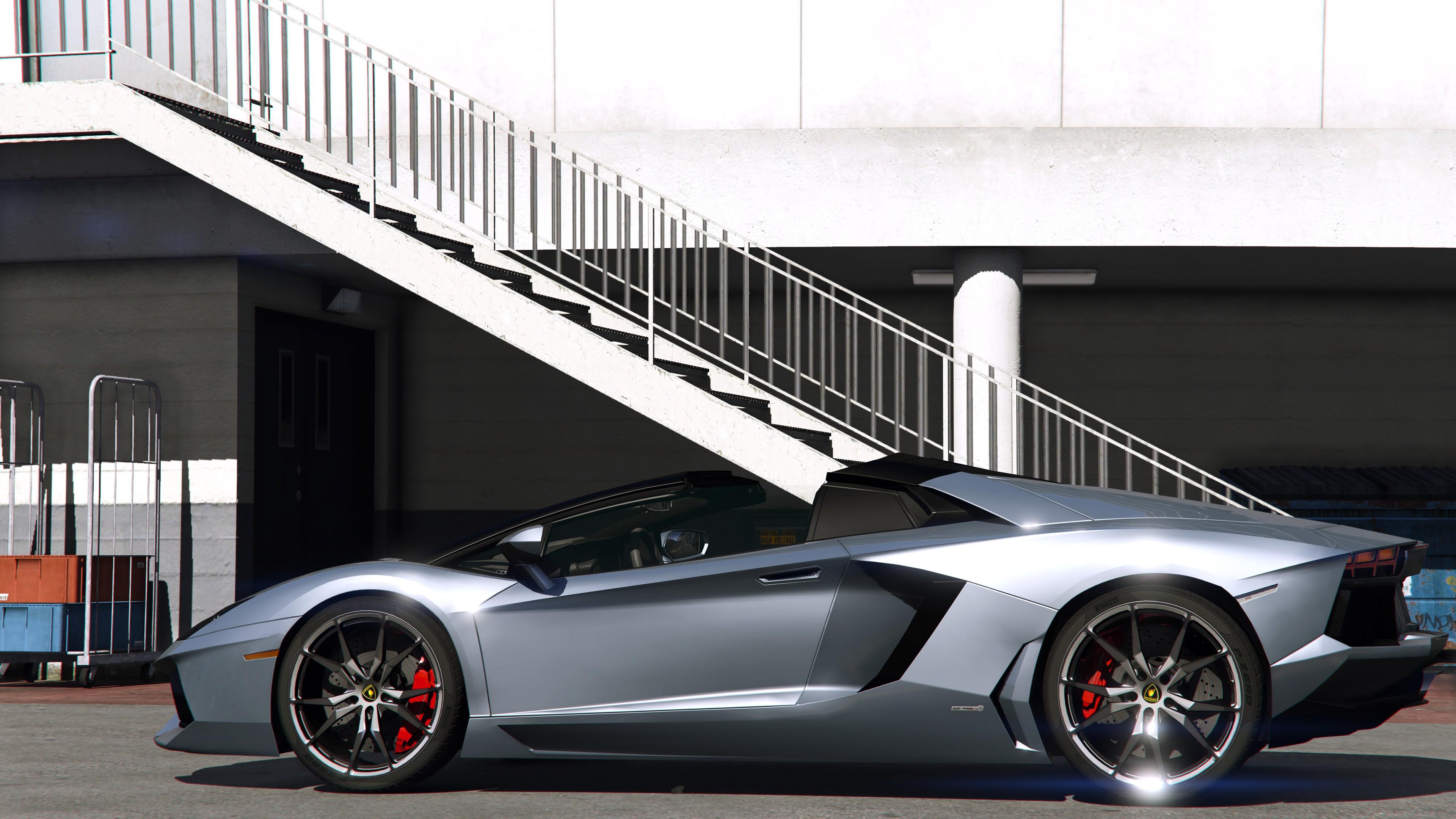 2013 Lamborghini Aventador Lp700 4 Roadster Add On Sv Er