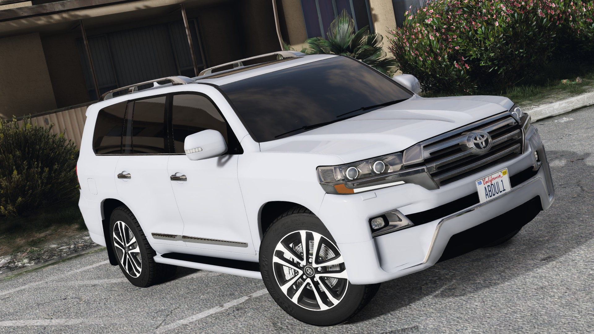 2016 Toyota Land Cruiser Vxr Add On Replace Gta5