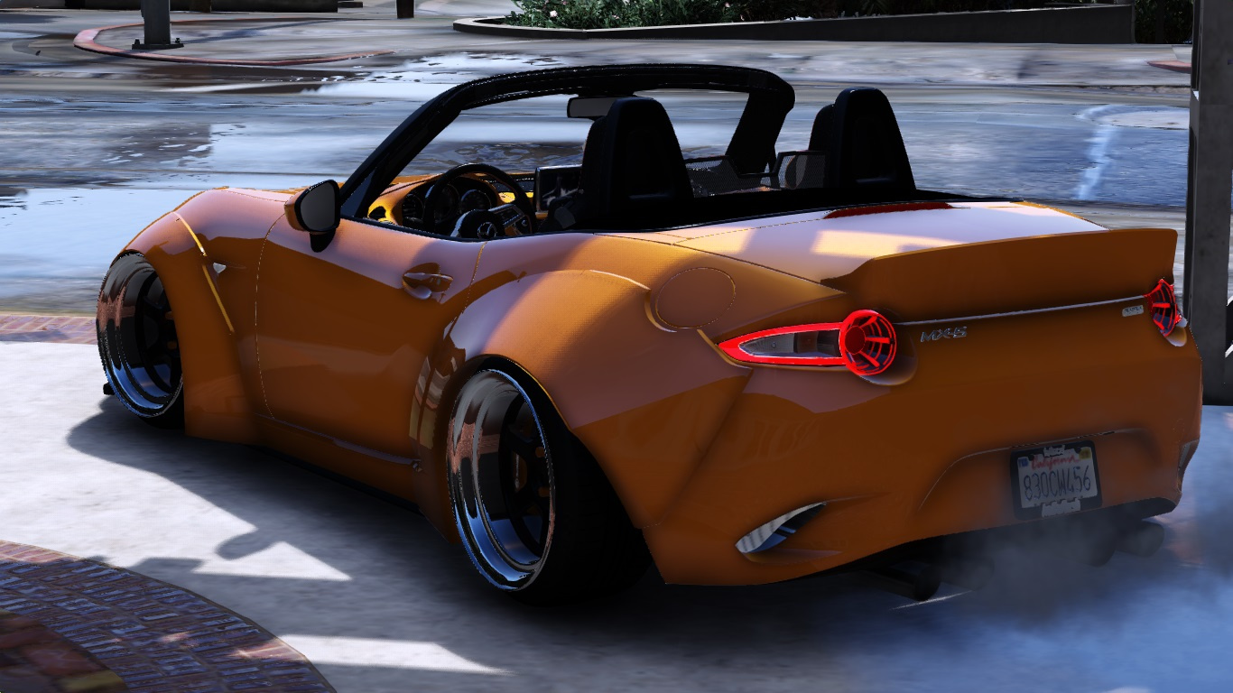 2016 Mazda MX5 Rocket Bunny [Add-On / Replace] - GTA5-Mods.com