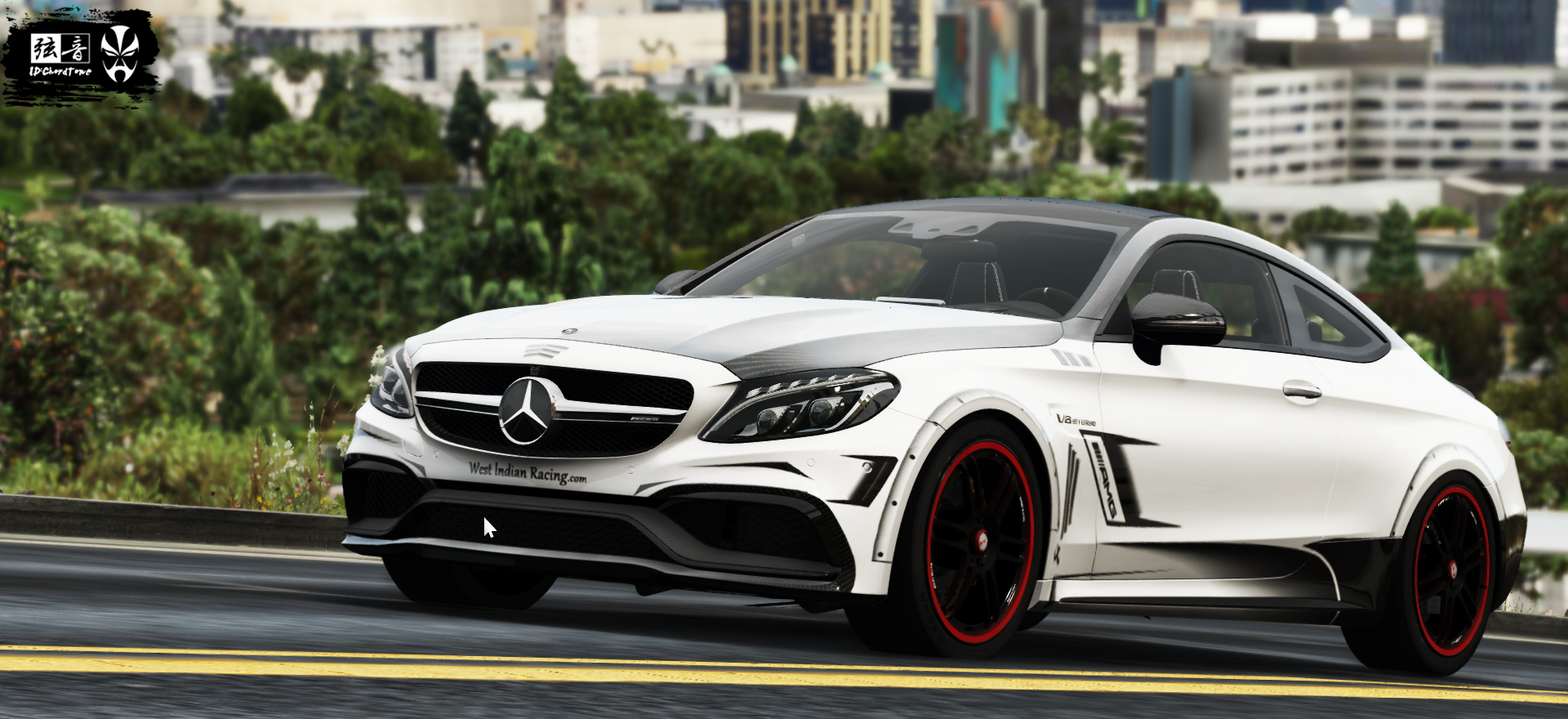 2016 mercedes benz amg c63 s uniform reference from fh3 gta5. Black Bedroom Furniture Sets. Home Design Ideas