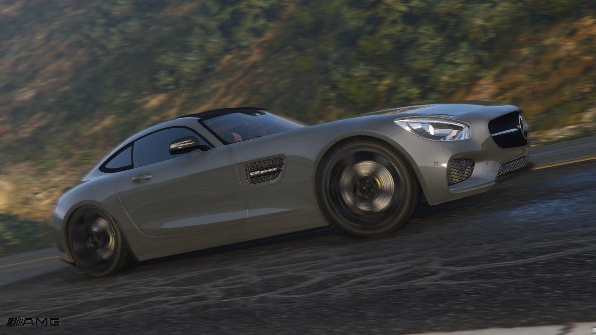 2016 Mercedes-Benz AMG GT [Add-On] - GTA5-Mods.com