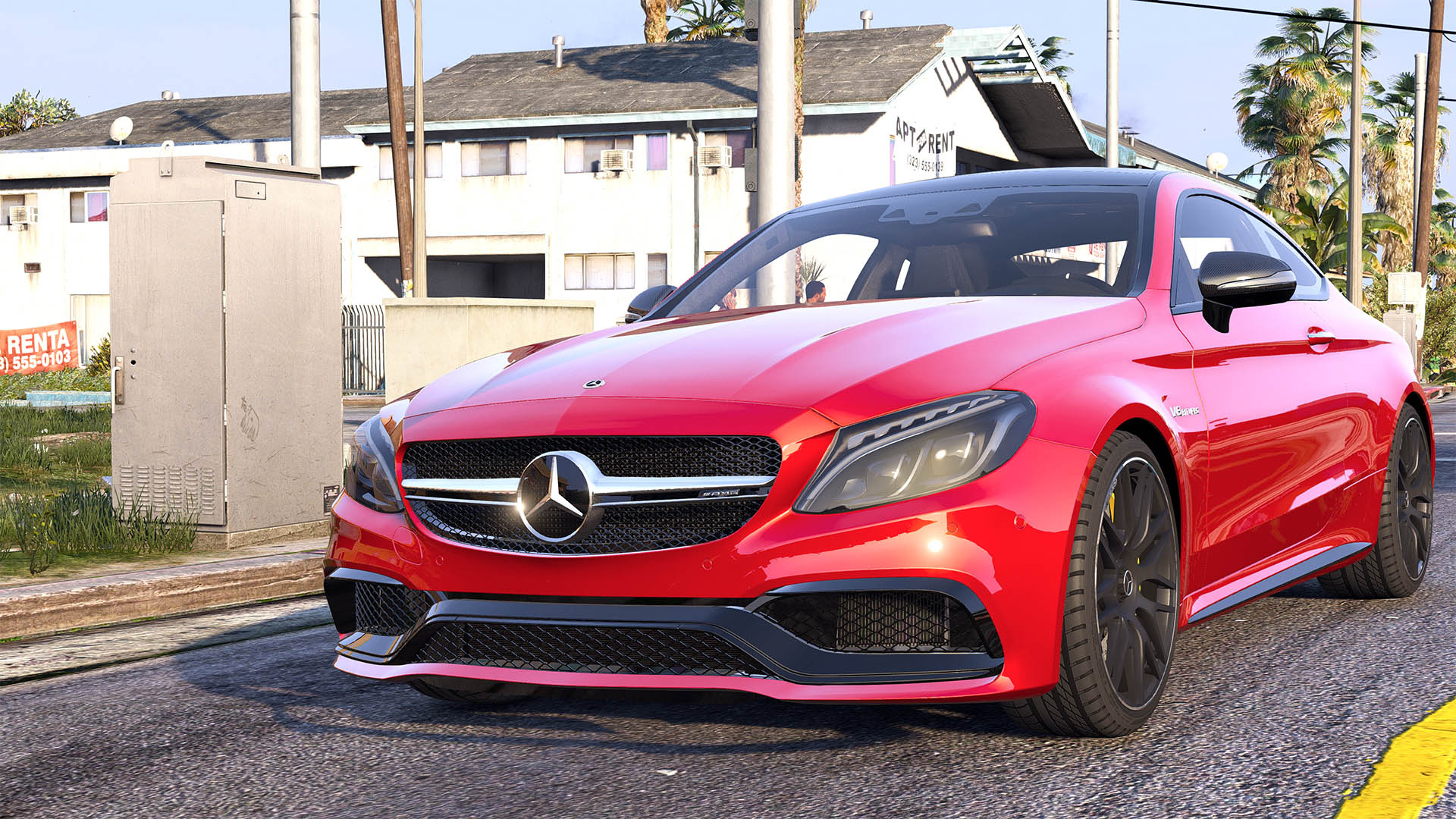 2016 mercedes c63 amg s coupe add on replace oiv. Black Bedroom Furniture Sets. Home Design Ideas