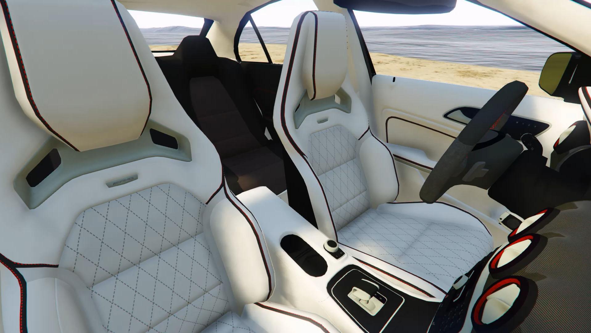 2016 Mercedes-Benz C63 AMG [Replace] - GTA5-Mods com