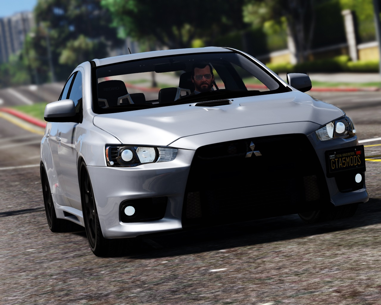 2016 Lancer Evolution >> 2016 Mitsubishi Lancer Evolution X Add On Replace