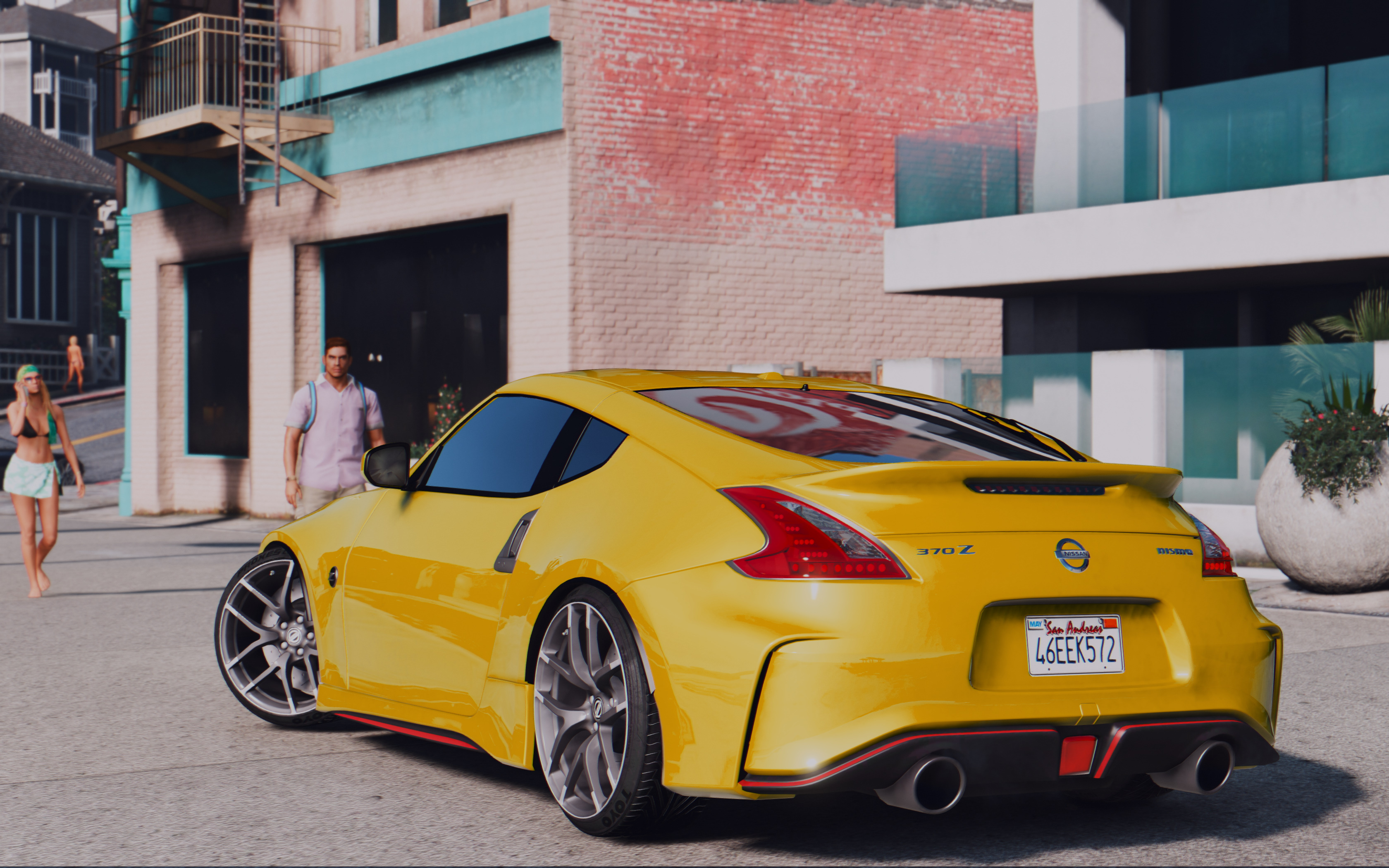 2016 Nissan 370Z Nismo Z34 Add On Replace