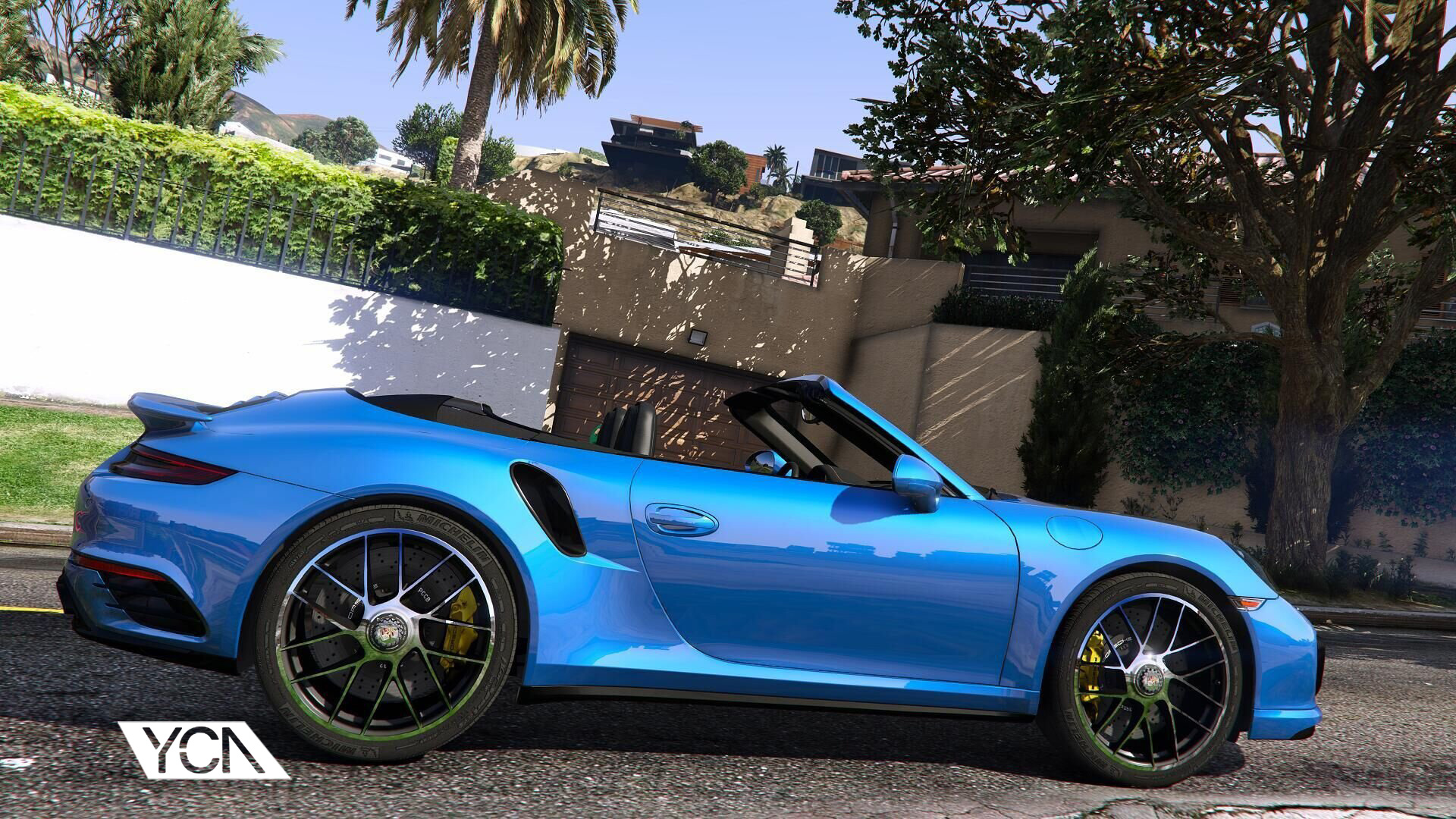 2016 porsche 911 turbo s cabriolet 991 2 add on wipers gta5. Black Bedroom Furniture Sets. Home Design Ideas