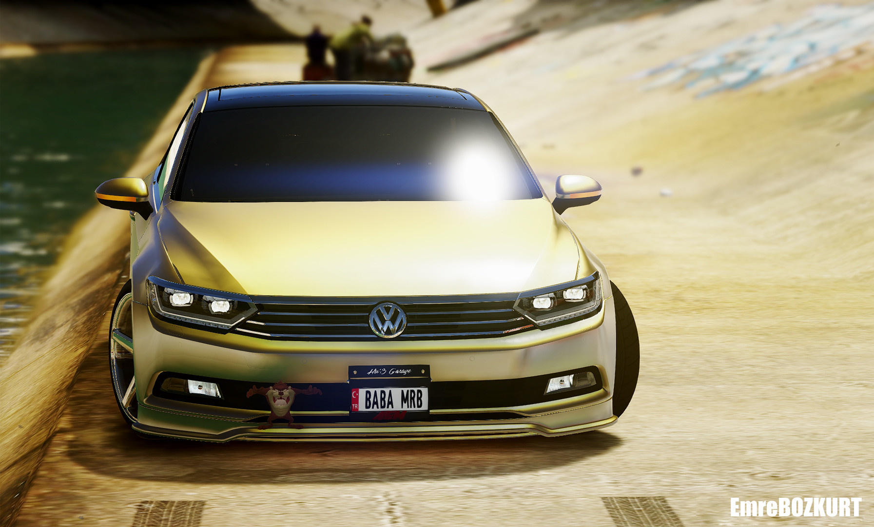 2016 volkswagen passat b8 add on replace wipers gta5. Black Bedroom Furniture Sets. Home Design Ideas