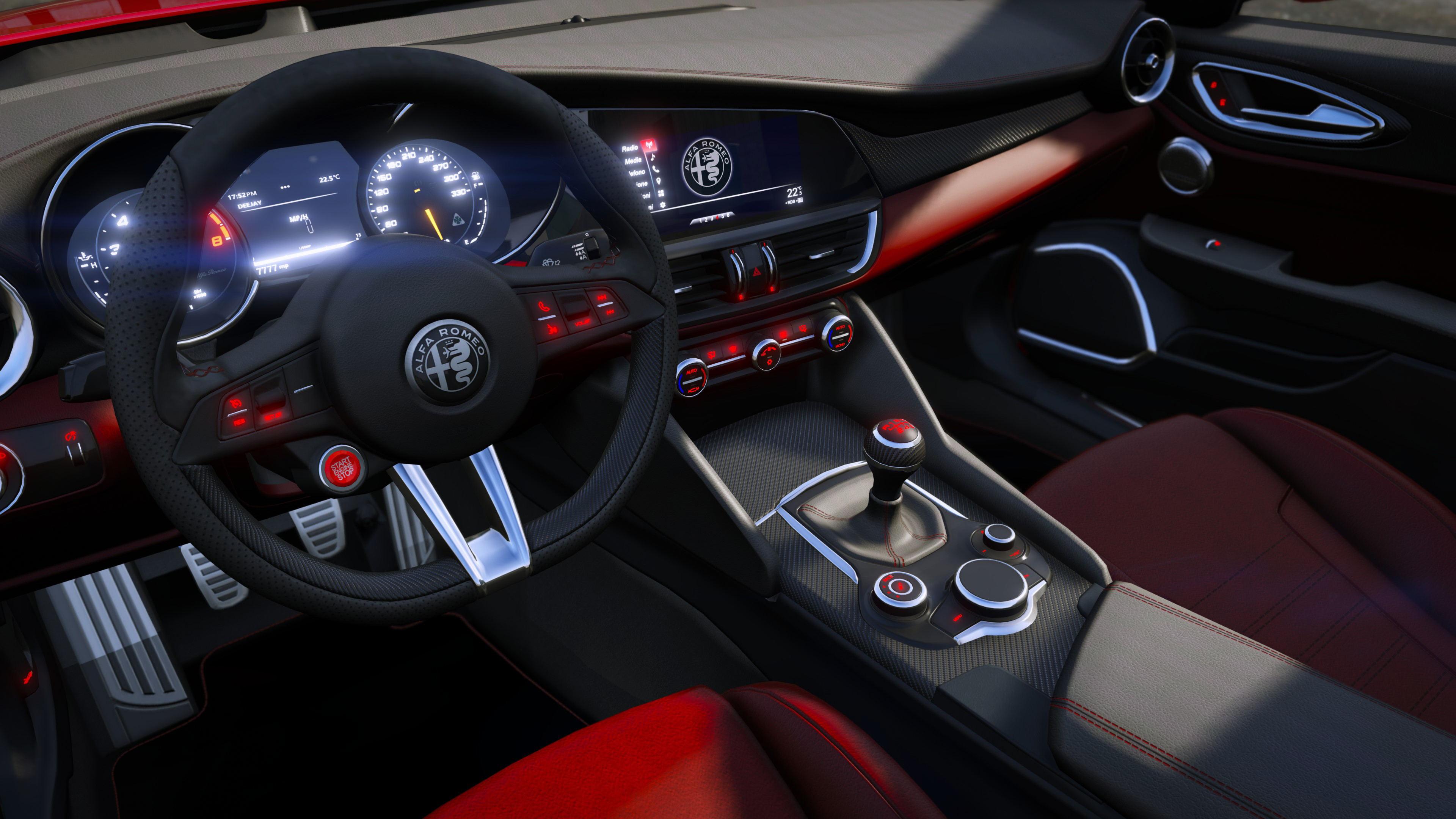 2017 Alfa Romeo Giulia Qv Gta5 Mods Com