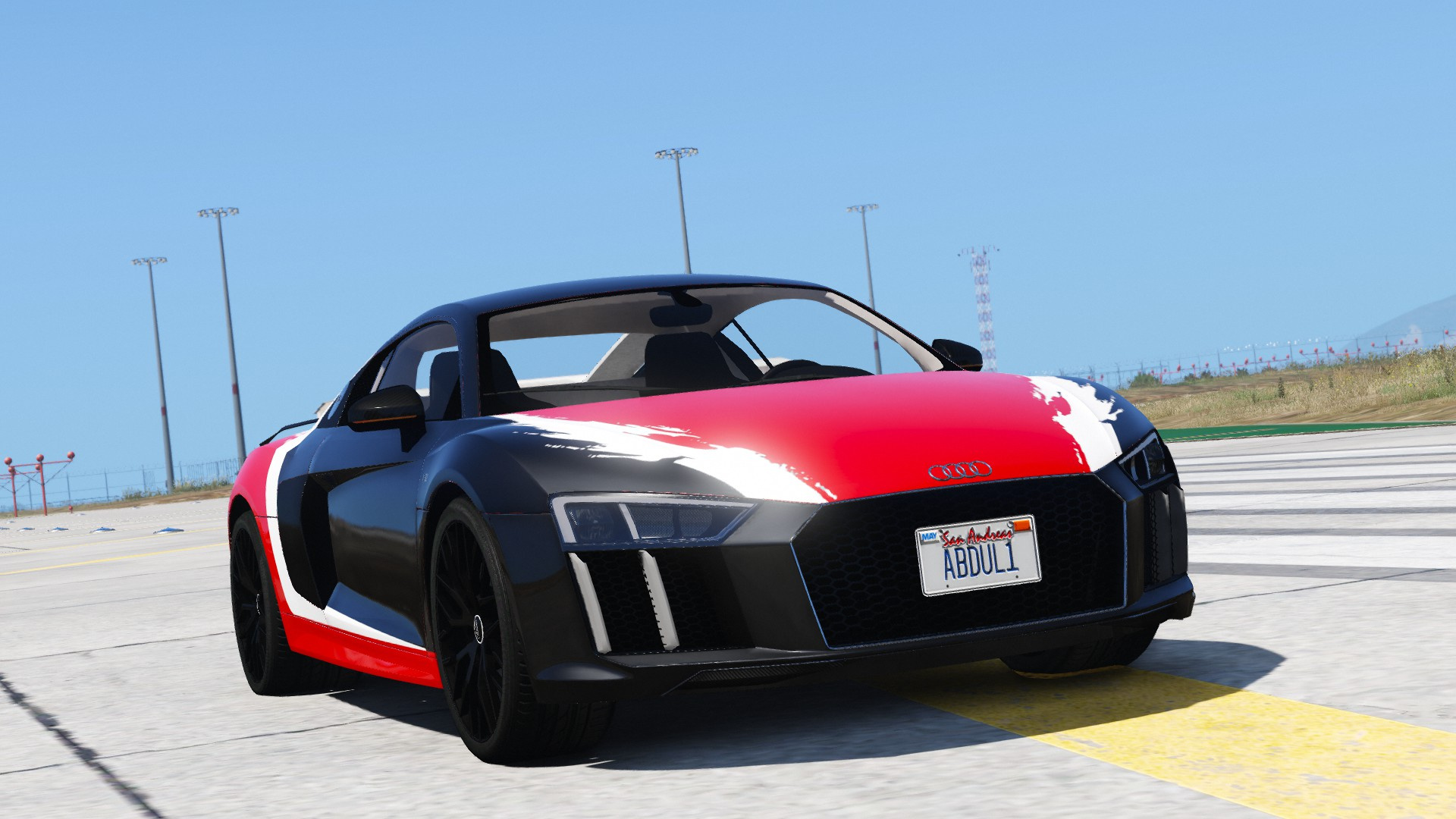 2017 Audi R8 Add On Replace Wipers Tuning Gta5
