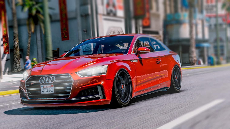 2017 Audi S5 Gta5 Mods Com