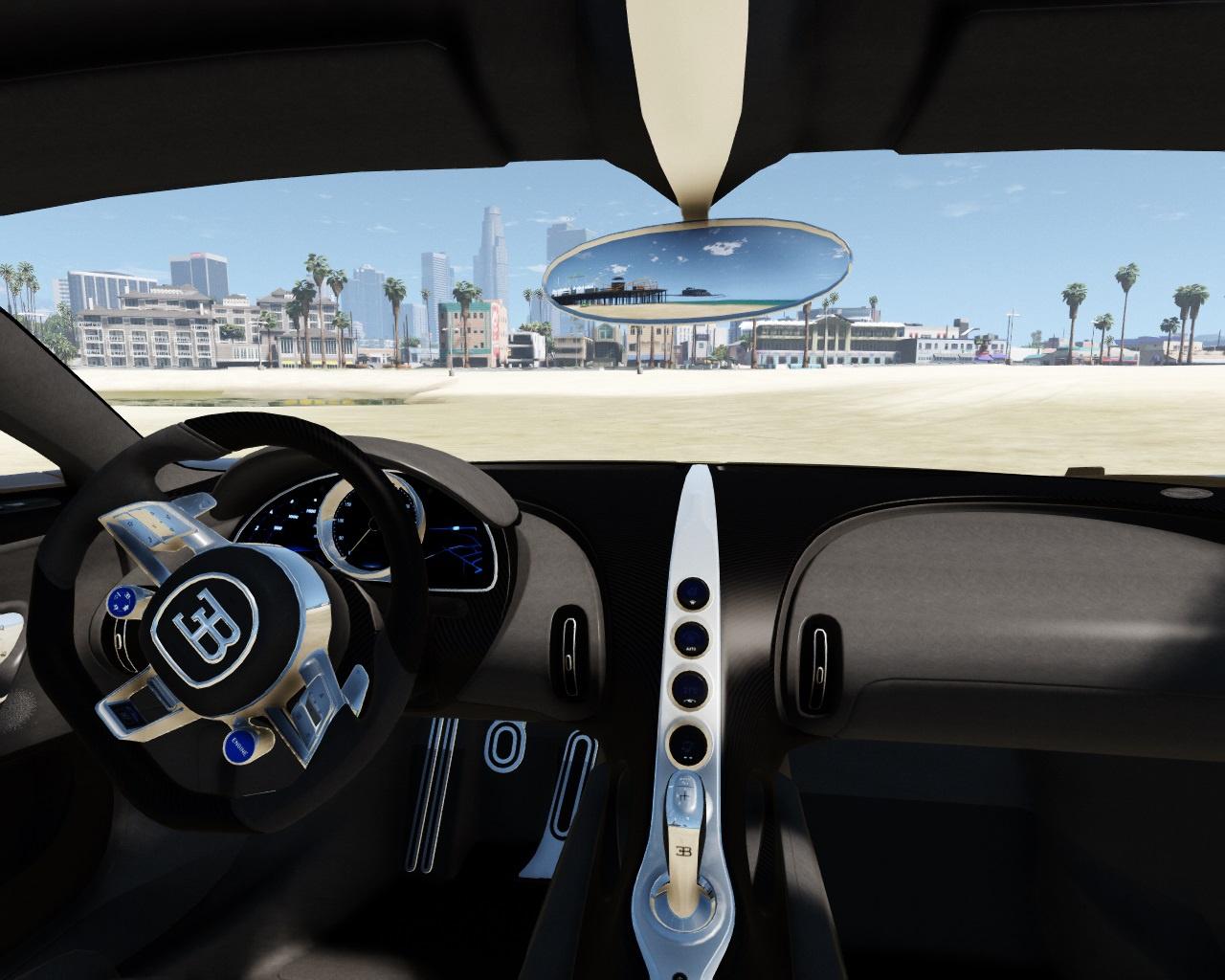 2017 bugatti chiron retexture add on replace auto spoiler hq gta5. Black Bedroom Furniture Sets. Home Design Ideas