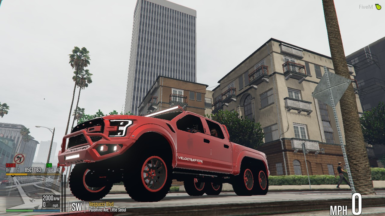 how to add addon cars to fivem