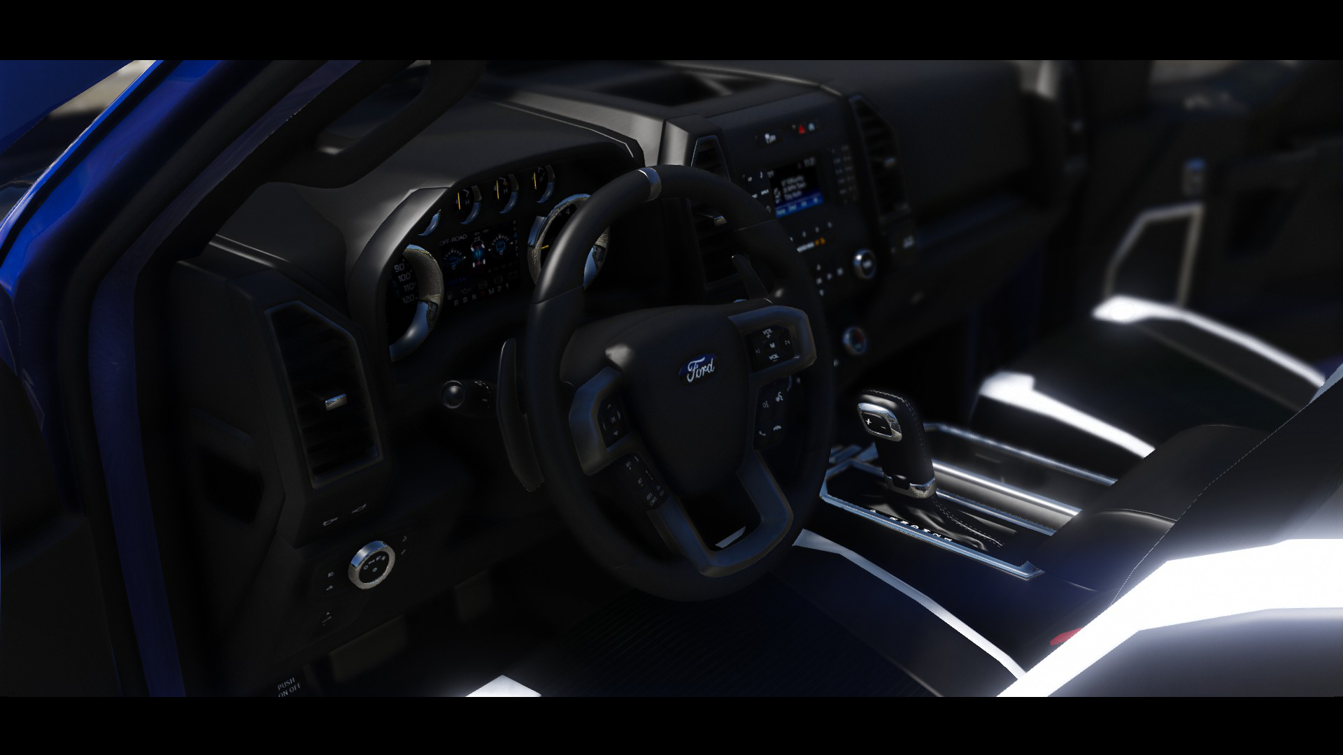 Ford Mustang Interior Led Lighting Americanmuscle Free