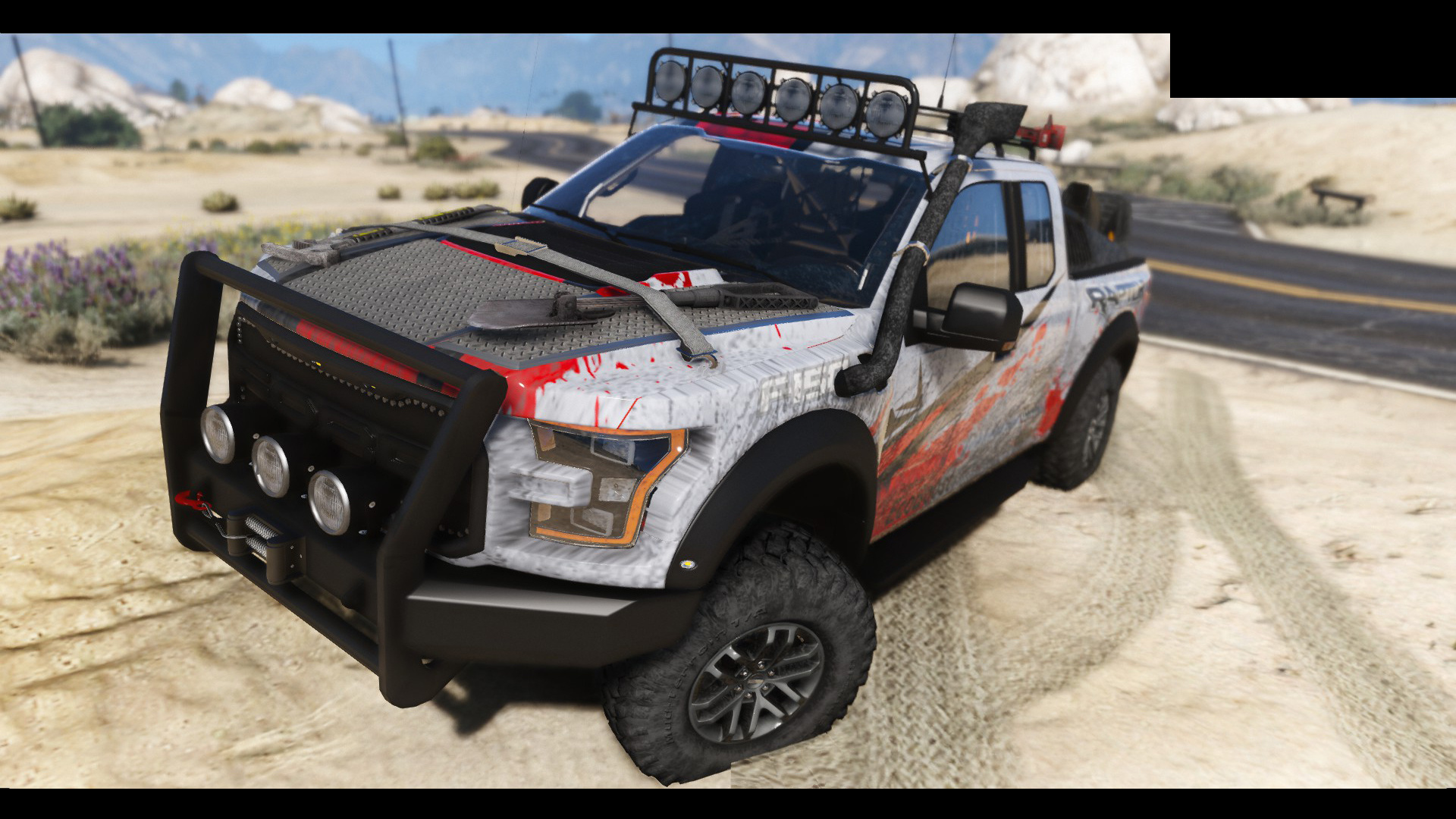 2017 Ford Raptor [Add-On | Tuning | HQ] - GTA5-Mods.com