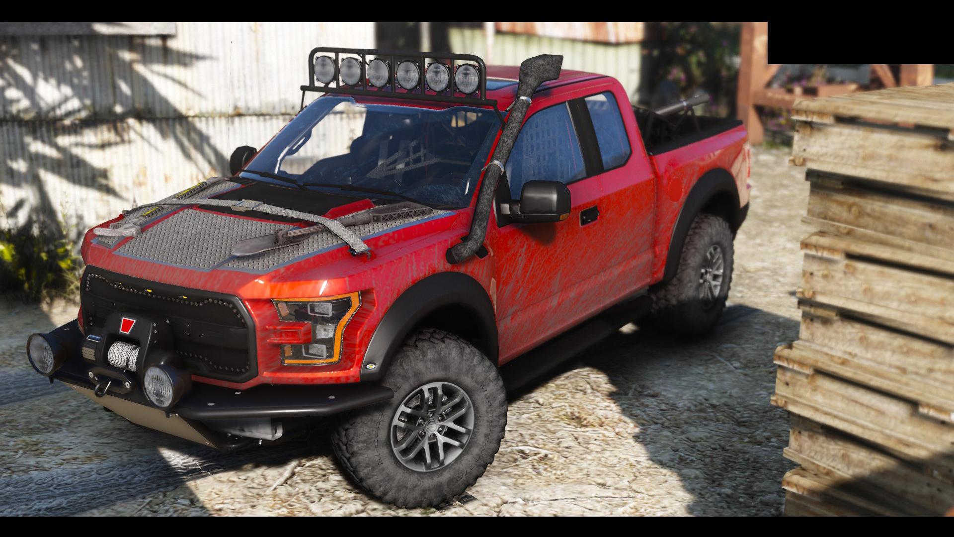 2017 Ford Raptor [Add-On | Tuning | HQ] - GTA5-Mods com