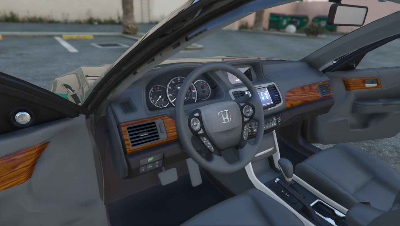 honda accord  touring sedan replace gta modscom