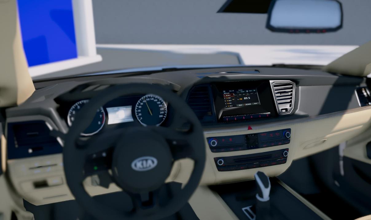 2017 Kia Cadenza Standerd [Replace] - GTA5-Mods.com