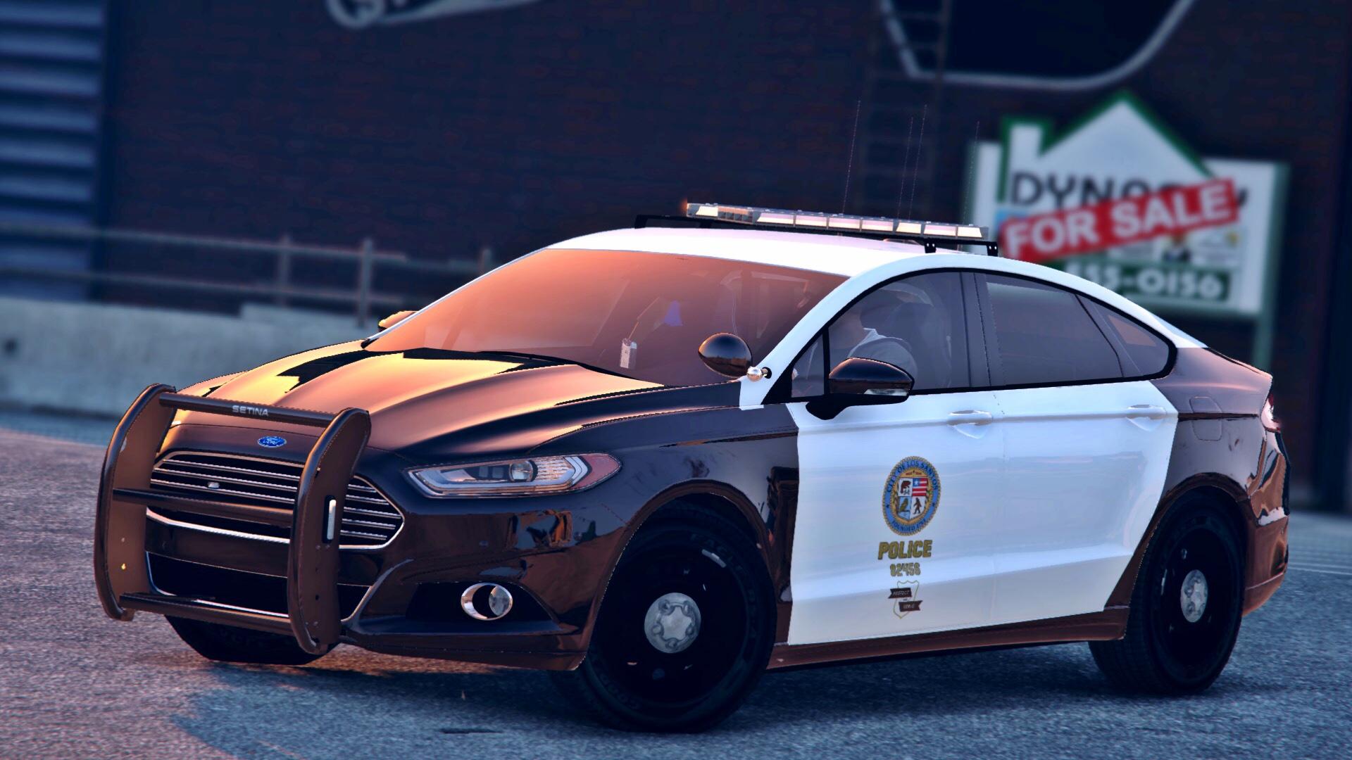 2017 Los Santos Police Interceptor [ELS] - GTA5-Mods.com
