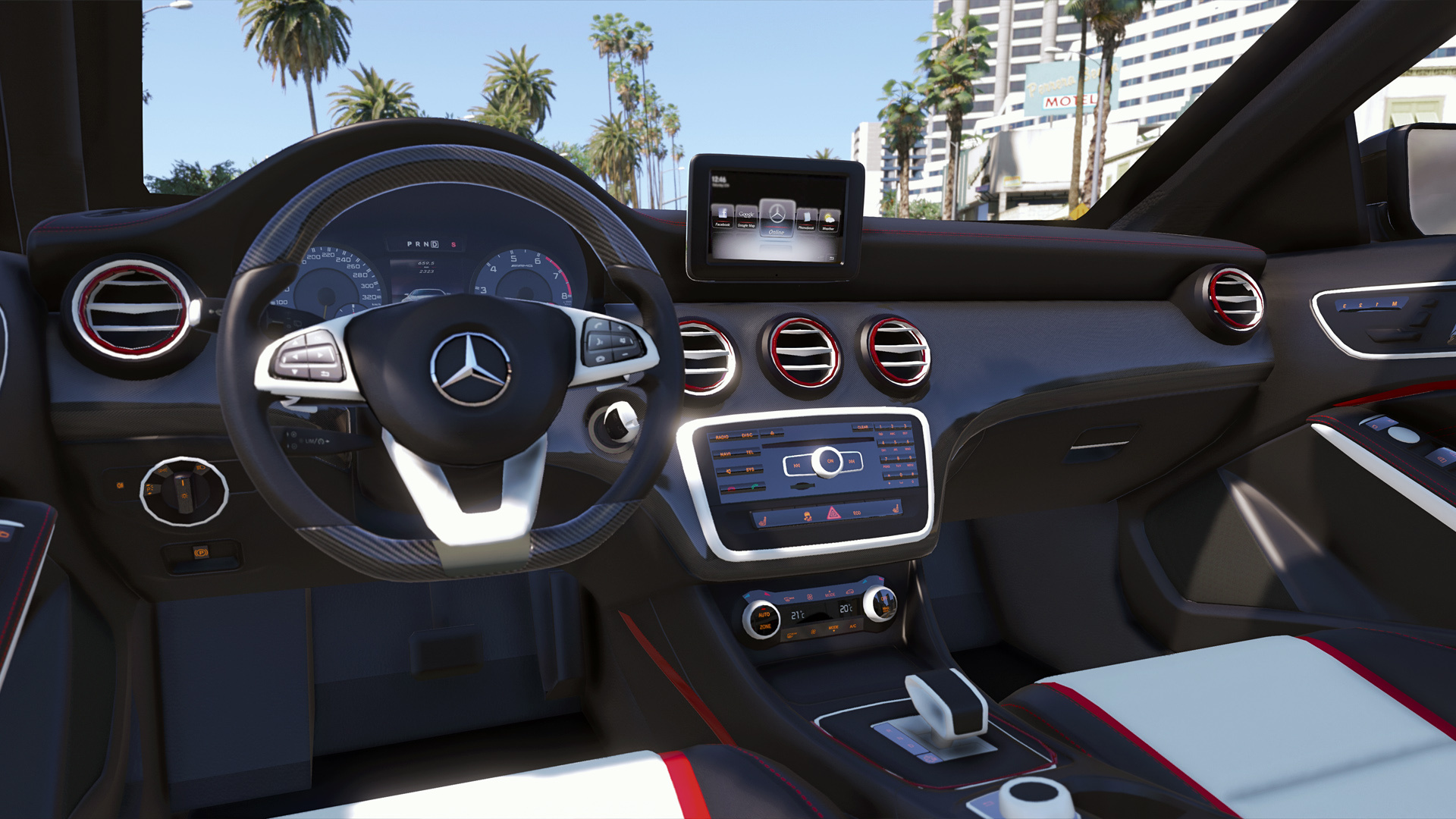 2017 Mercedes Amg C63 S Add On Replace Gta5 Mods Com
