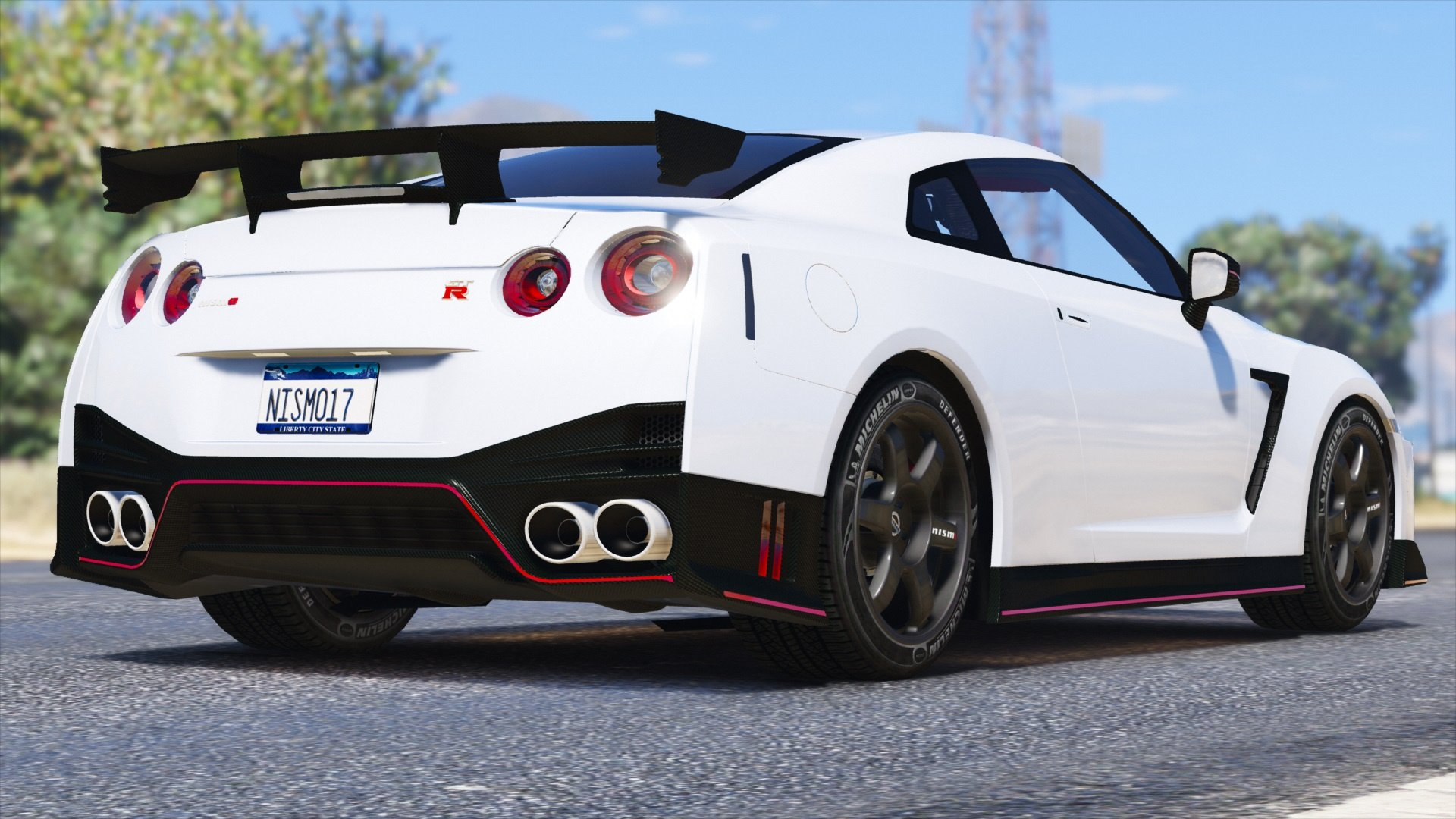 2017 Nissan GTR Nismo [Add-On / Replace] - GTA5-Mods.com
