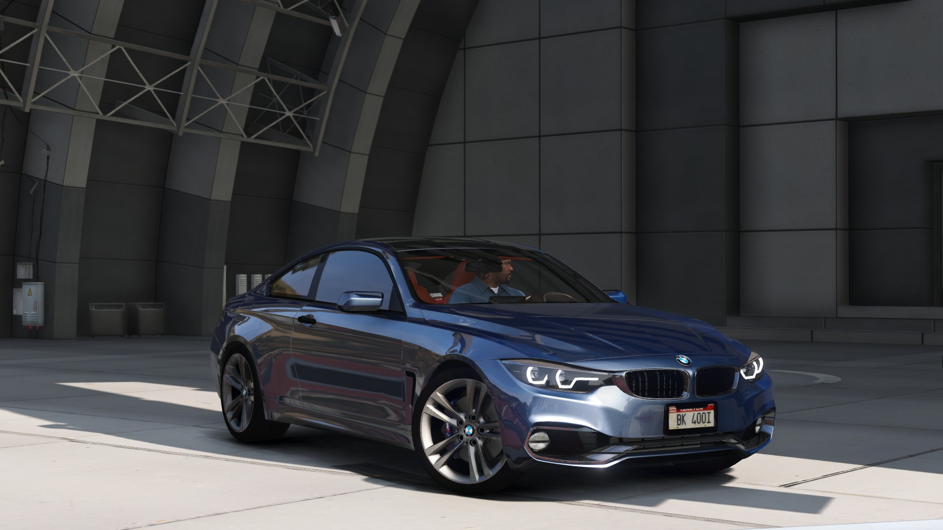 2018 bmw 440i xdrive add on gta5. Black Bedroom Furniture Sets. Home Design Ideas