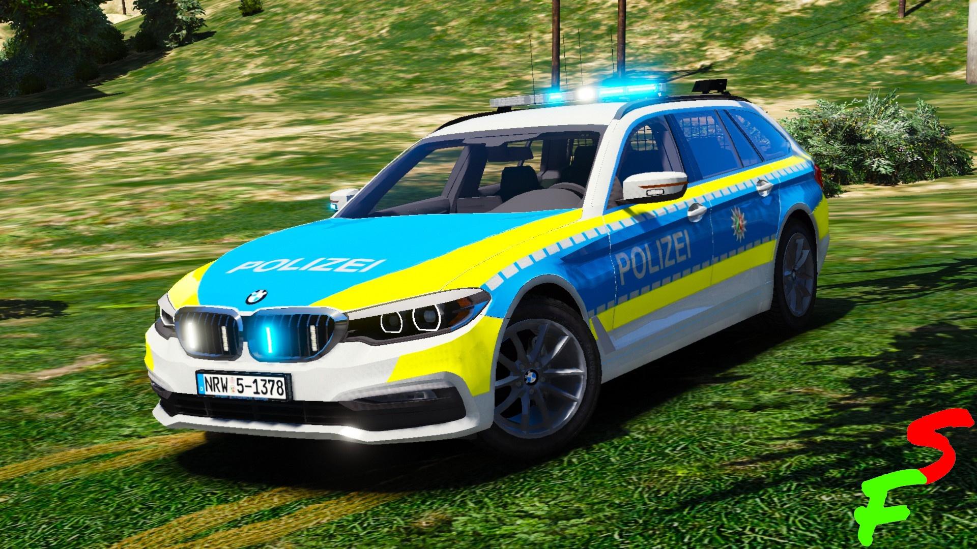 Serie Polizei
